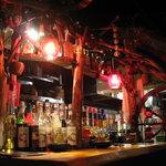 居酒屋 デリィの種 - 珍しいお酒がずらっと並んだカウンター席には思えないほどゆったりくつろげる仕掛けが・・・!!