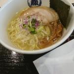 麺屋 燕 - 元祖燕らーめん(塩)730円