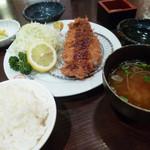田中屋豚肉店 - ヒレと厚切りロース味噌カツ