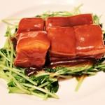 パラダイス ダイナシティ - パラダイスダイナシティ特製 豚バラ肉の醤油煮込み