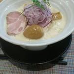 70132708 - 味玉ねっ鶏そば950円