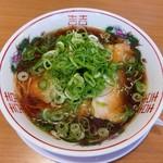 中華そばいせや - 醤油中華そば(基本かた麺、基本)