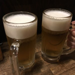 やまちゃん - 生ビール('17/07/16)