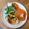 サンデーブランチ - 料理写真:ドリア&パスタのプレート♡