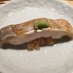 鮨 行天 - 竹岡の太刀魚