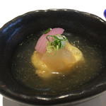 70135719 - 先付:揚げ出し豆腐