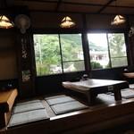 七滝茶屋 - 小上がり