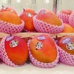 果実園 リーベル - メキシコ産マンゴー。