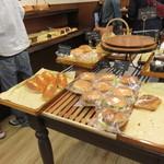コナンの家 パン工房 - 料理写真: