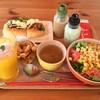 高虎ドッグ - 料理写真:お好きなドッグを選んでからつけるセット