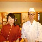 寿司・割烹 やなぎ - お客様の満足な笑顔を目指して  まだまだいたりませんがおもてなしの心で努力していきます。
