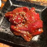 炭火焼肉 いろり亭 - 上ロース