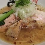 麺屋あごすけ - 旨塩鶏麺850円