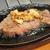 鉄板焼 沢 - 料理写真:ステーキ フライ級 3700円(税別)