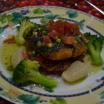 東京パリ食堂 - 本日の魚料理(鰆)