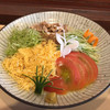 味将 - 料理写真:冷やし中華\750(17-07)