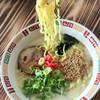 Uminoienami - 料理写真:普段やらない麺リフトも。