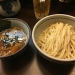 つけめん 豆天狗 - (-ω-;)ウーンなつけ麺