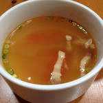 70149826 - パスタセットのスープ