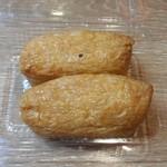 味一 - いなり寿司 2017.7