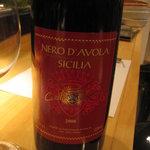 タベルナ・アズーリ - 【H23.3.2】中途、赤ワインに切り替えます。