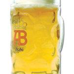 キッキリッキ - 極上生ビールを特大ジョッキ(1300ml)で乾杯!
