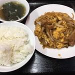 中国料理金雨 - (2017年07月)