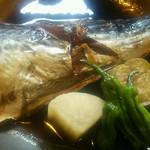 70151961 - 煮魚(さわら)