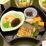 日本料理 大和屋三玄 - 朝餉2,970円
