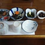 国民宿舎ロッヂふもと - 料理写真: