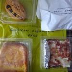 ゴントラン シェリエ - ◆4種類購入しました。