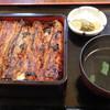 うな善 - 料理写真:鰻重(上)