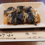うな善 - 鰻頭焼(かぶと焼き)