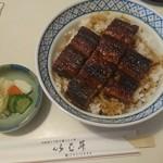 いば昇 本店 - 上鰻丼 2,650円