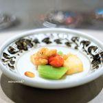 珀狼 - 長芋とスナップエンドウのカポナータ