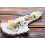選抜鮮魚のお造り(3種盛)