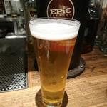 クラフトビアマーケット - 秋田美人のビール グラス