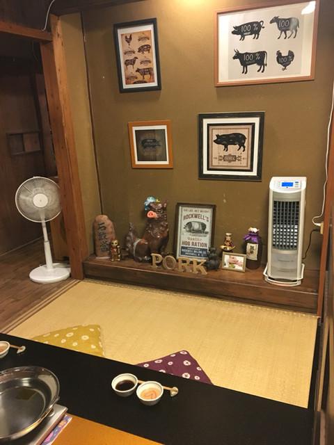 やんばるダイニング 松の古民家 - お部屋の雰囲気