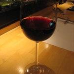 タベルナ・アズーリ - 【H23.3.2】ネロダーボラ。濃厚な重い味わい。