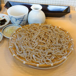 蕎麦の三心 - 料理写真:そば