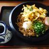 宝屋 - 料理写真:かき揚げ蕎麦 ころ