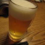 70161181 - まずはビアーで乾杯!