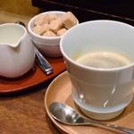 蔵人厨 ねのひ - ランチコーヒー