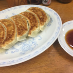 横浜とんとん - 餃子 ¥270