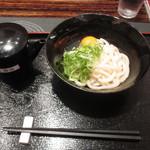 香川製麺所 - 釜玉うどん