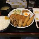 串カツ ほたる - 料理写真: