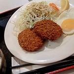 70163628 - メンチカツ定食