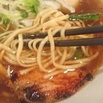なな蓮 - 麺アップ