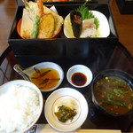 牧野 - 料理写真:松花堂弁当(華)