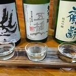 和食処 長瀧 - 日本酒揃ってます